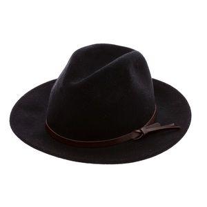 DSW Black Wool Hat